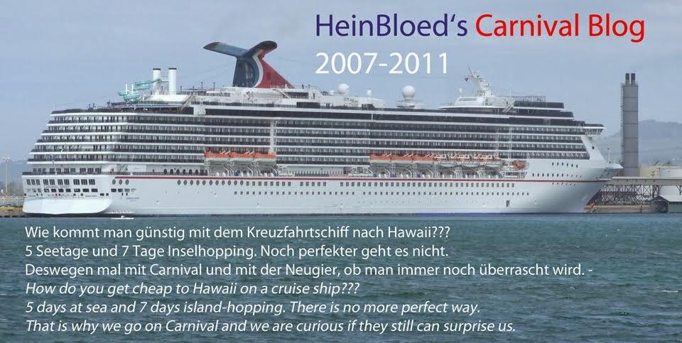 HeinBloed's Carnival-Blog 2008-2011