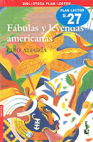 FABULAS Y LEYENDAS AMERICANAS