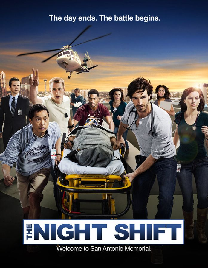 Assistir The Night Shift 3 Temporada Dublado e Legendado