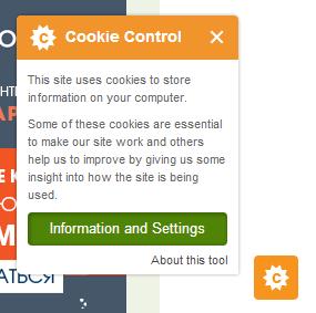 виджет разрешения на использование cookie CIVIC