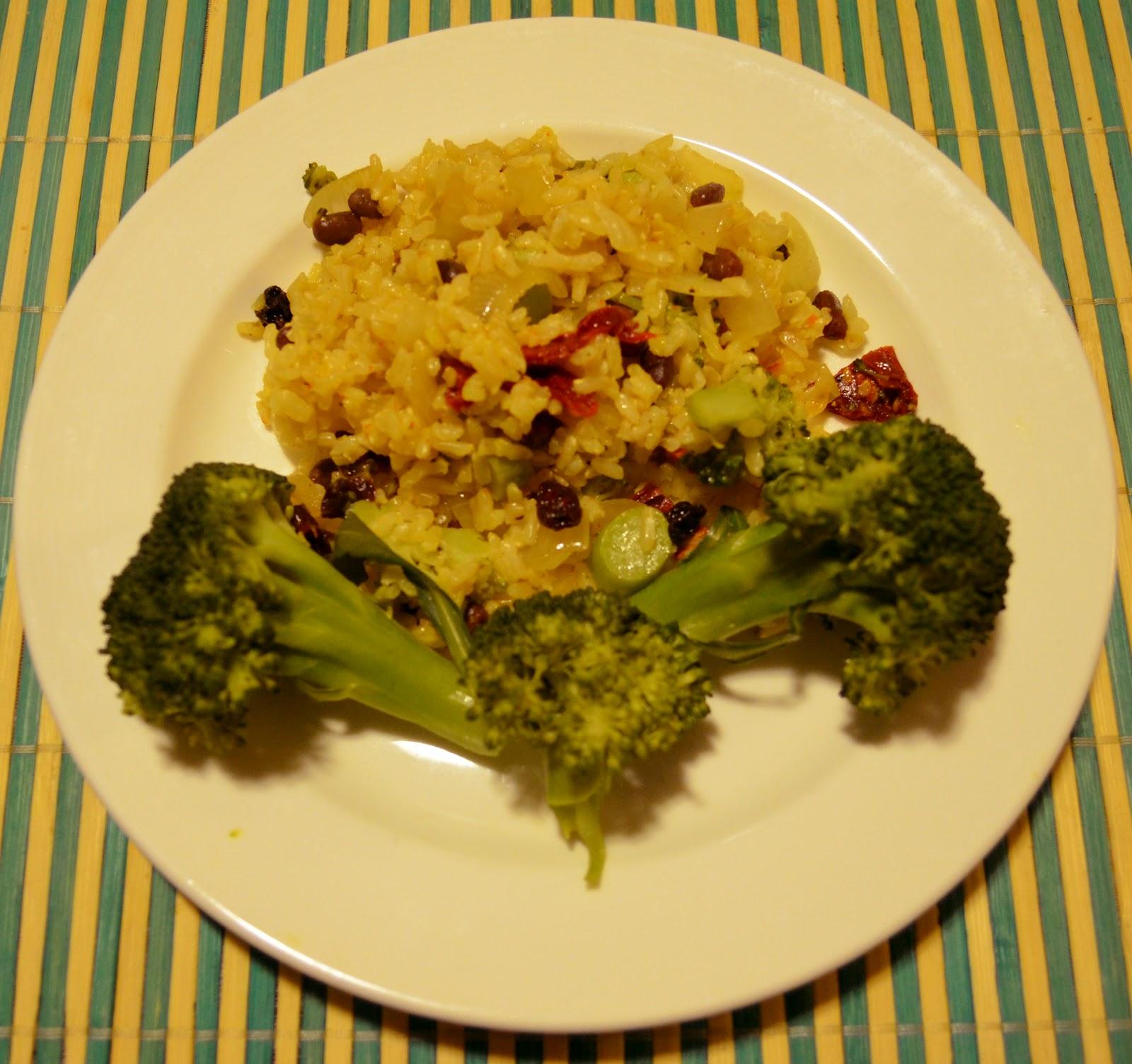 Sabidur a vegetal risotto de arroz integral con pasas de - Risotto arroz integral ...