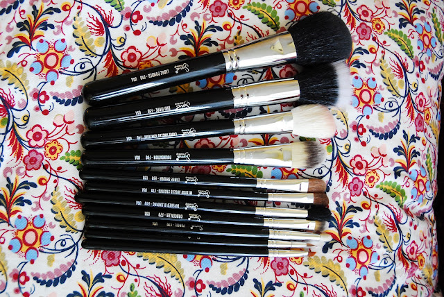 sigma beauty essential kit best makeup brushes