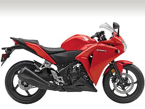 2013 Honda CBR250R ABS Motorcycle Photos, 480x360 pixels