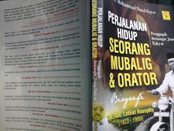 Bedah Buku Biografi Tengku A Lathief Rousydy