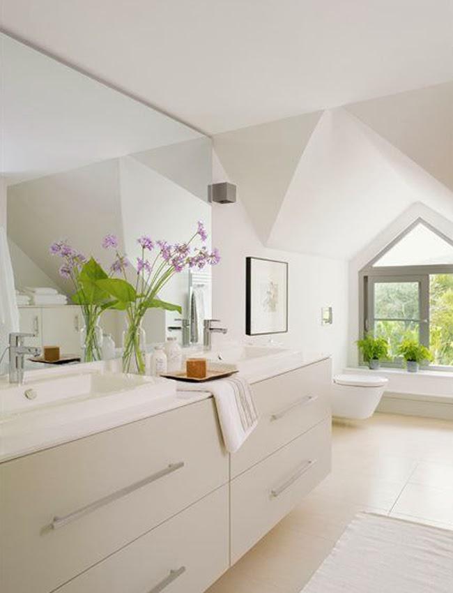 Chicdeco blog bathrooms - Lavamanos con mueble ...