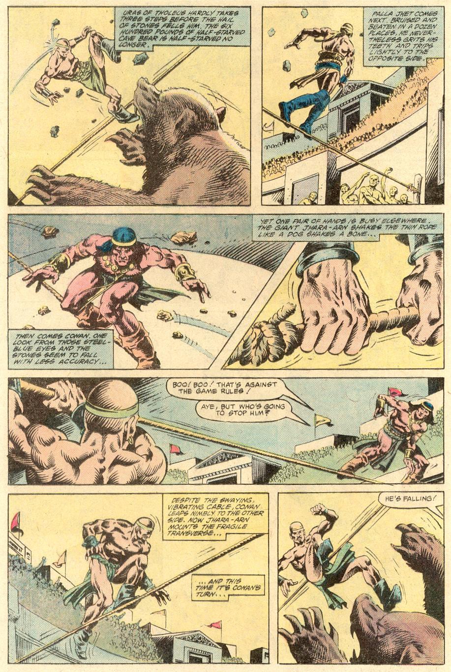 Conan the Barbarian (1970) Issue #132 #144 - English 9