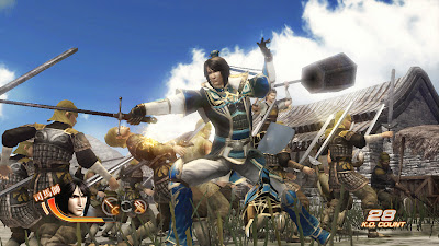 PC Game Dynasty Warriors 7 Download