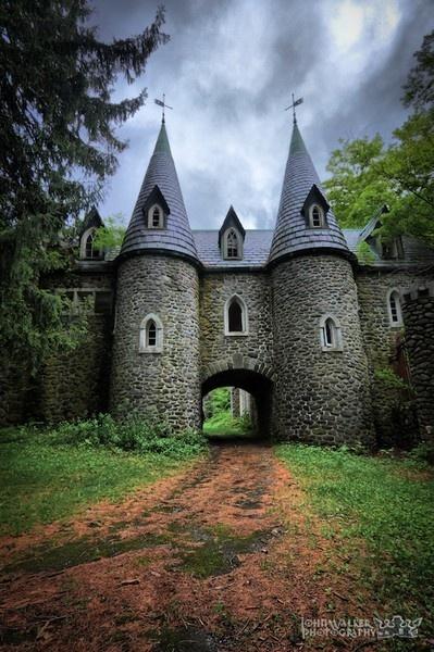 Ravenloft Castle New York State
