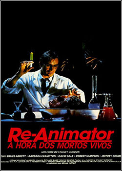 Download - Re-Animator - A Hora dos Mortos Vivos DVDRip - AVI - Dublado