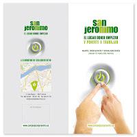 SanJeronimo :: folleto informativo exterior
