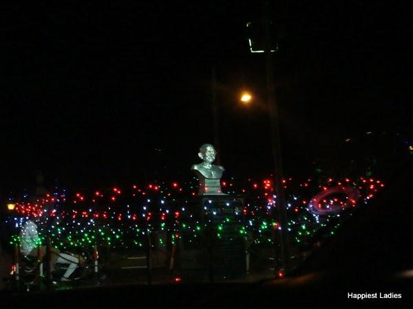 Mysore City Dasara Lighting - 11
