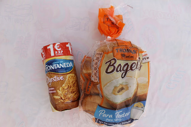 bagels y galletas fontaneda