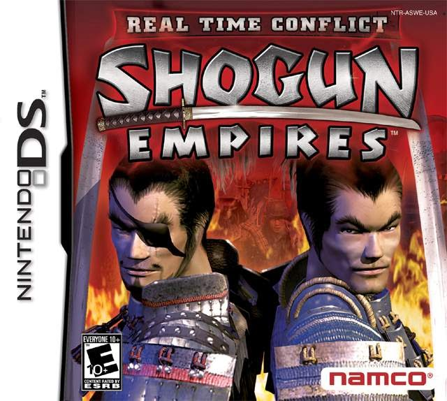 Real Time Conflict Shogun Empires (Ingles) (Nintendo DS)