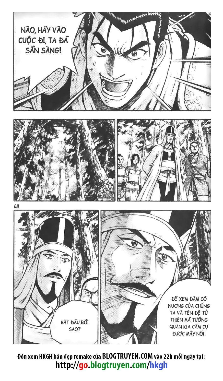 Hiệp Khách Giang Hồ chap 319 Trang 4 - Mangak.info