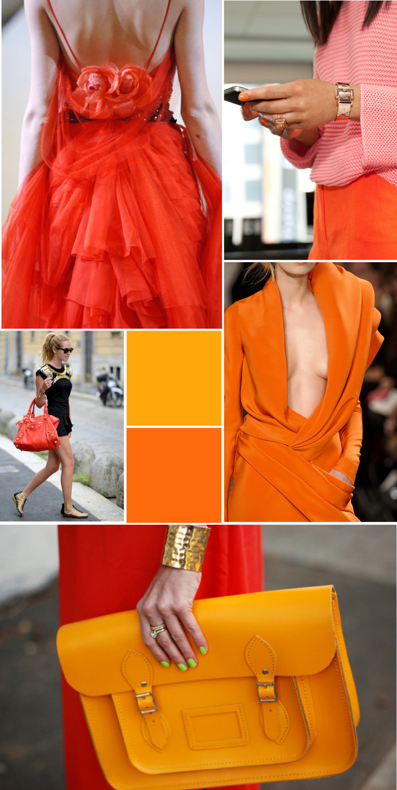 orange, naranja, inspiracion