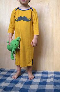 serigrafia pijama de niño