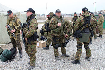 Rusia Daratkan 4000 Pasukan Hadapi Mujahid
