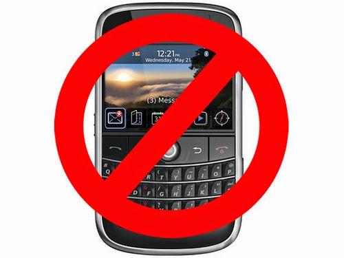 Cara Membuka Situs Yang di Blokir di Blackberry