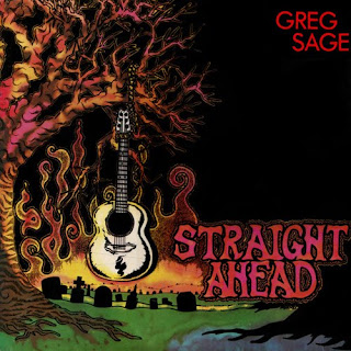 Greg Sage - Straight Ahead (1985)  Front500
