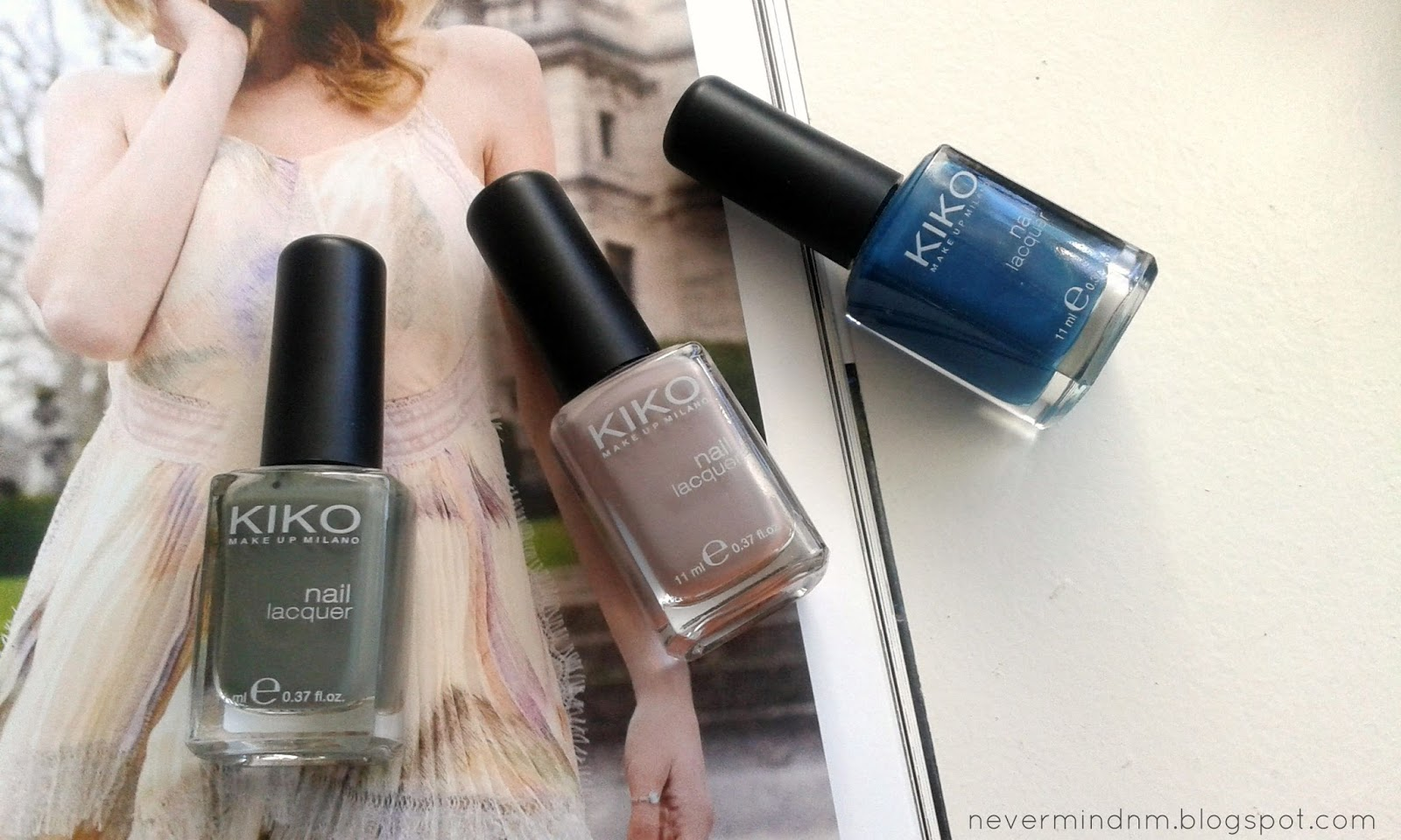 NeverMind: Top 6 nail polish colors for Fall 2015