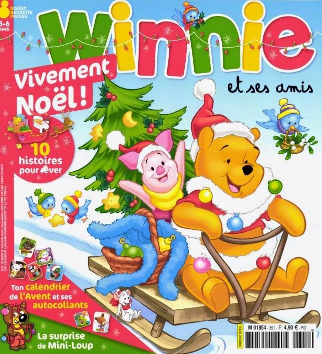 Winnie et ses amis décembre 2014