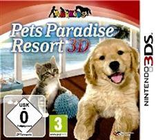 Pets Paradise Resort 3D   Nintendo 3DS