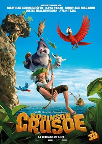 Robinson Crusoe / The Wild Life