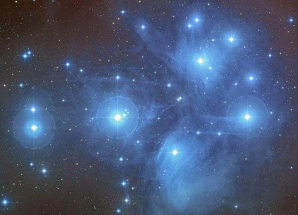 Bintang Pleiades