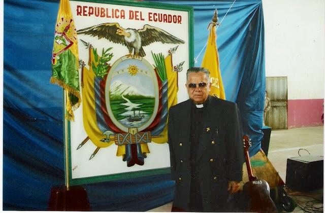 Rvdo Padre Gerardo Onofre