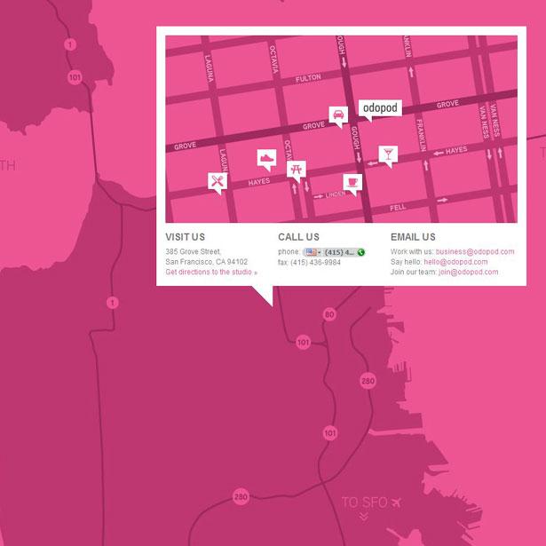 Site Map Design Examples: DESIGN CONTEXT YEAR 3: Lookbook Map Designs