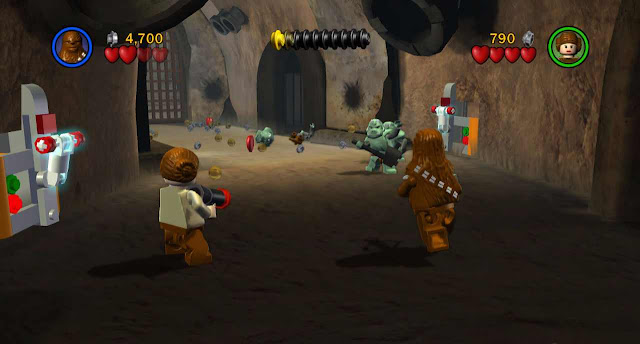 Free Download Lego Star Wars The Complete Saga PC Game Play