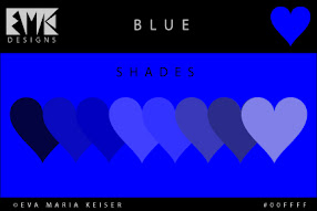Shades of Blue: