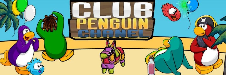CLUB PENGUIN CHANEL