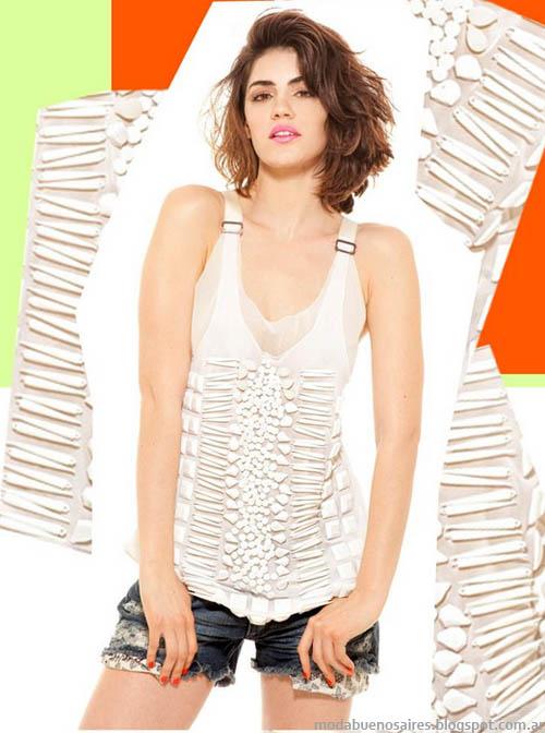 María Vazquez 2013 Colección. Moda primavera verano 2013.