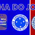 Ficha do jogo: Cruzeiro 2x1 Bahia - Campeonato Brasileiro 2014