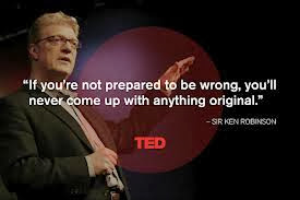 headshot of Sir Ken Robinson