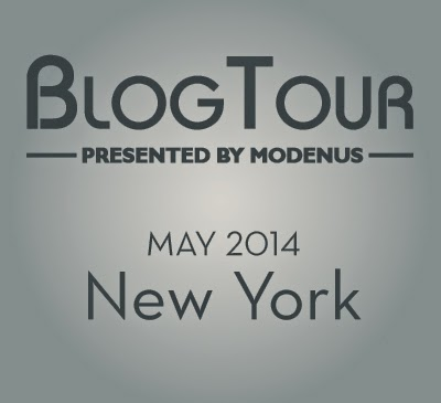 Proudly attending #BlogTourNYC
