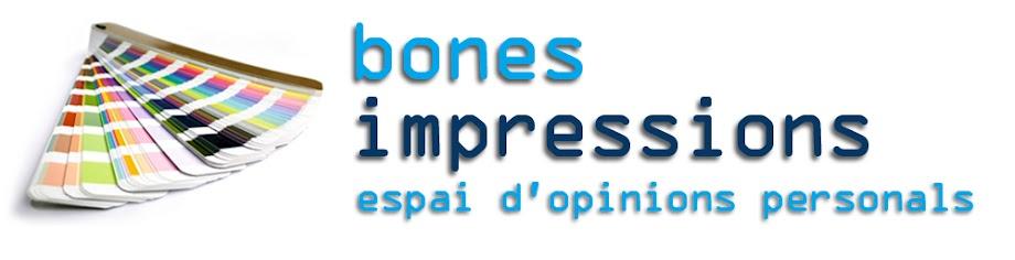 BONES IMPRESSIONS