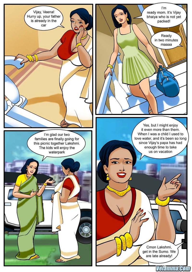 Mom son cartoon sex tamil