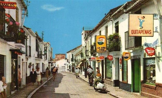Memories of Torremolinos A brief history of Torremolinos