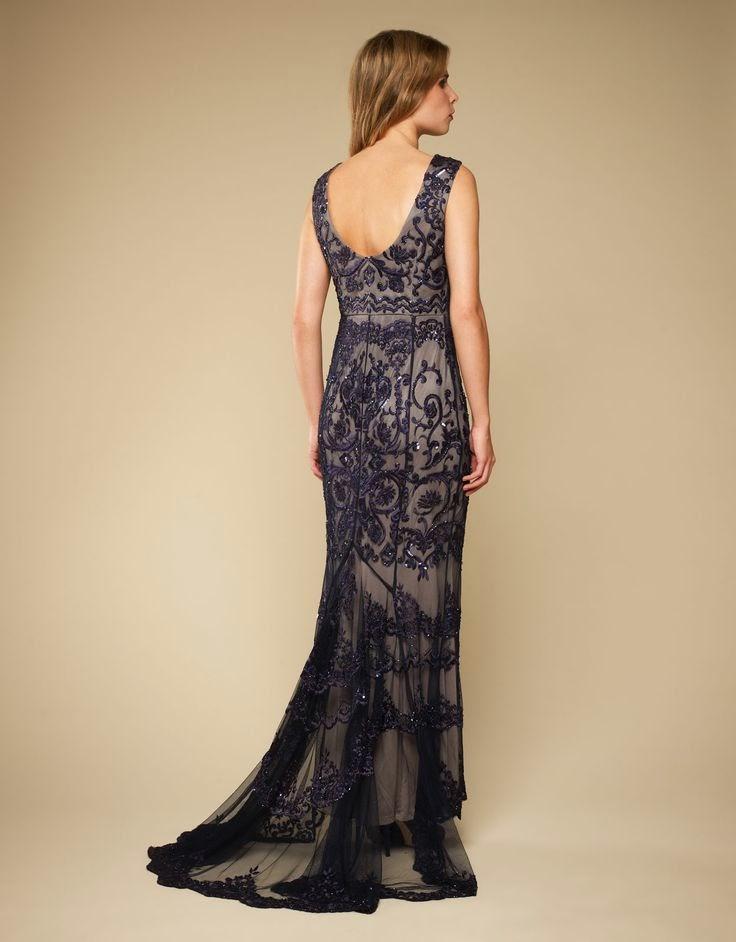 Alessandra Maxi Dress - Affordable Blue Wedding Dresses