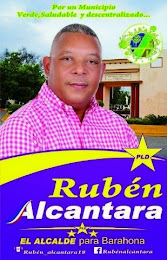 RUBEN ALCANTARA alcalde