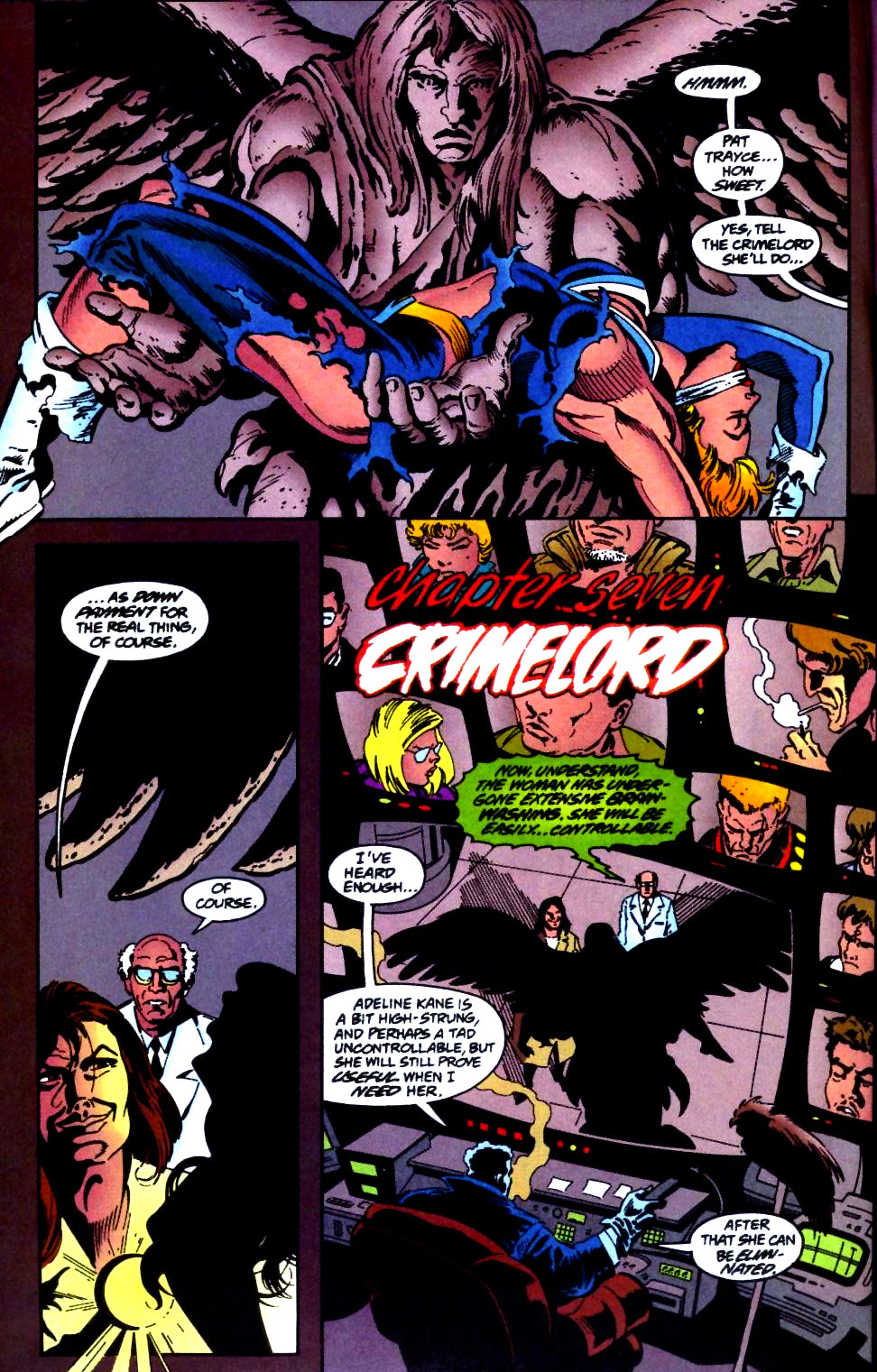 Deathstroke (1991) Issue #47 #52 - English 17