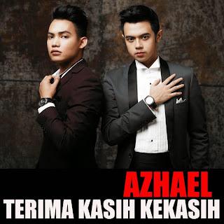 Azhael - Terima Kasih Kekasih MP3