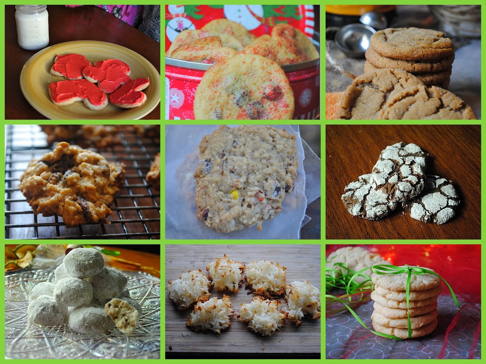 Cooke's Frontier: My Favorite Christmas Cookie Collection