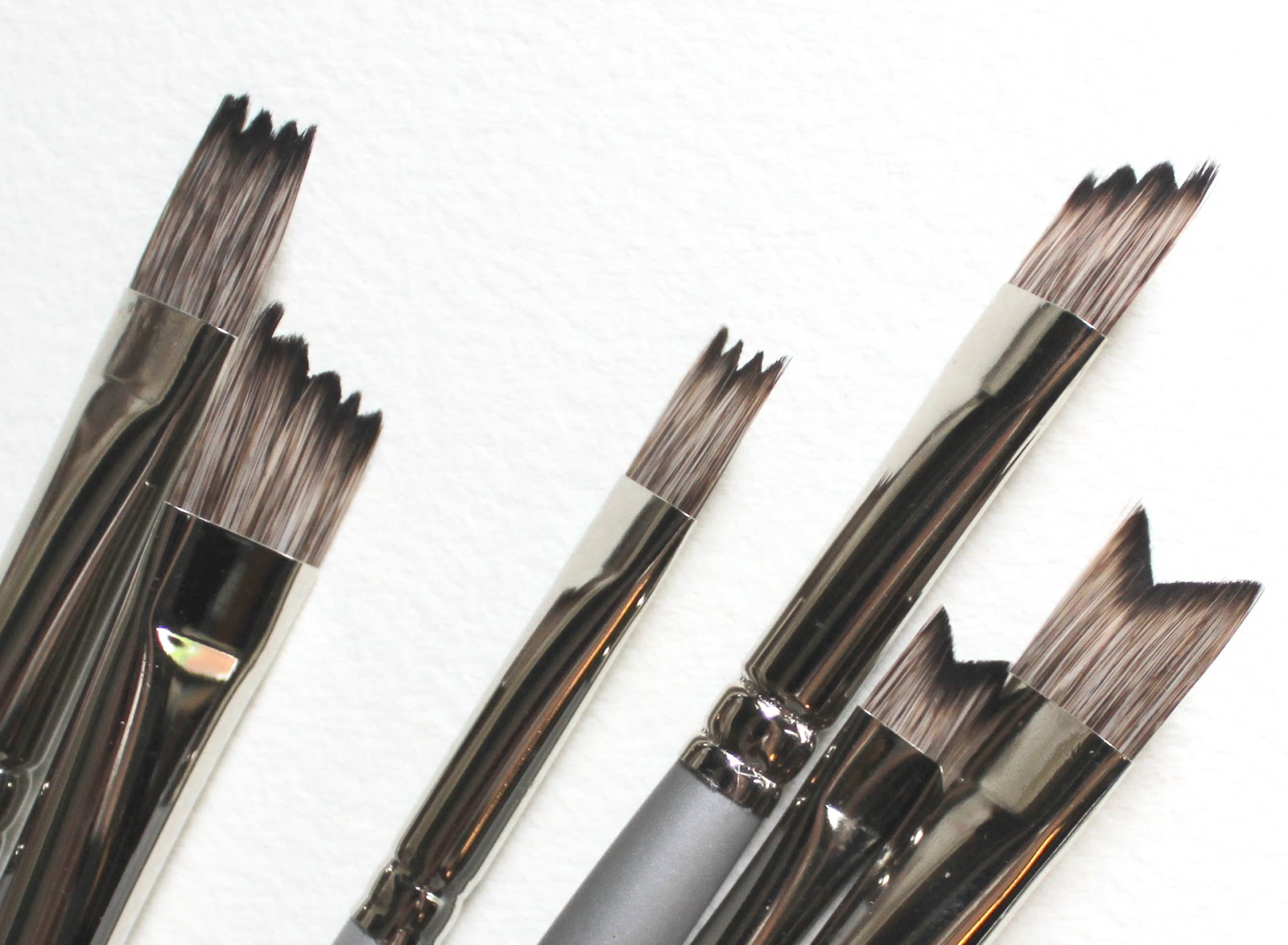Dynasty blog paint brush highlights new faux squirrel shapes for Faux painting brushes