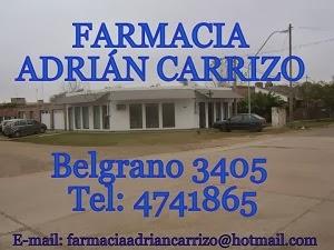 Farmacia Adrián Carrizo