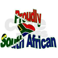 essay about being south african