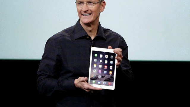 Apple Introduces New iPads In Maturing Tablet Market