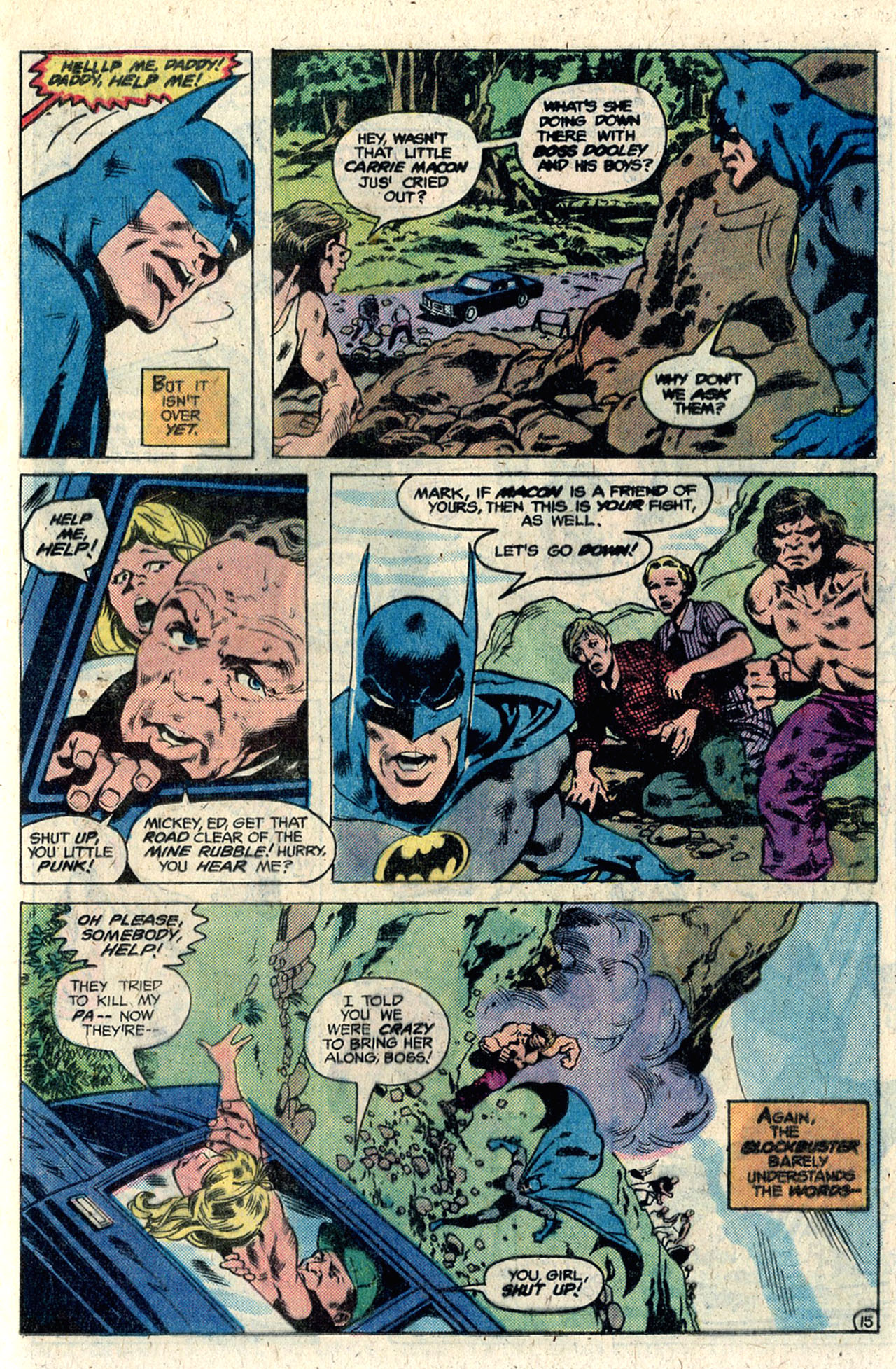 Detective Comics (1937) Issue #499 Page 20